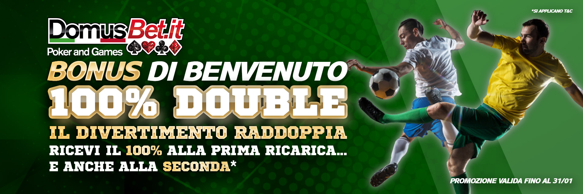 Domusbet Double